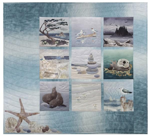 Seaside Postcards Mckenna Ryan Quiltaholic