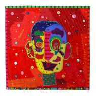 """Folly Flash"", 2009, for the ""Crazy for Quilts"" contest."