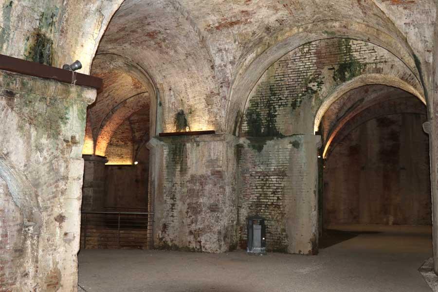 Catacomben in Lucca
