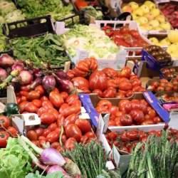 Overdekte markt in Florence