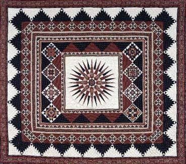 Traditionele quilt