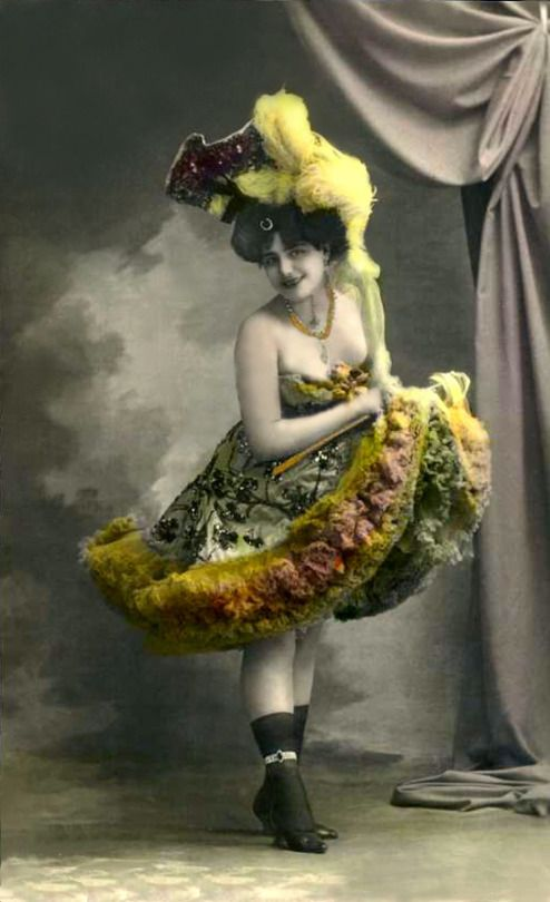 French Dancer