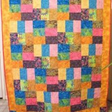 college quilt