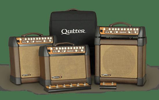 New Quilter Lightweight 200 Watt Amp Models Added : The