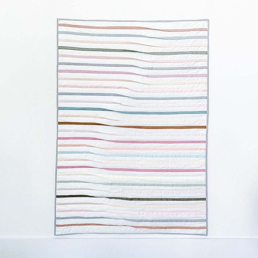 Free modern quilt pattern and tutorial