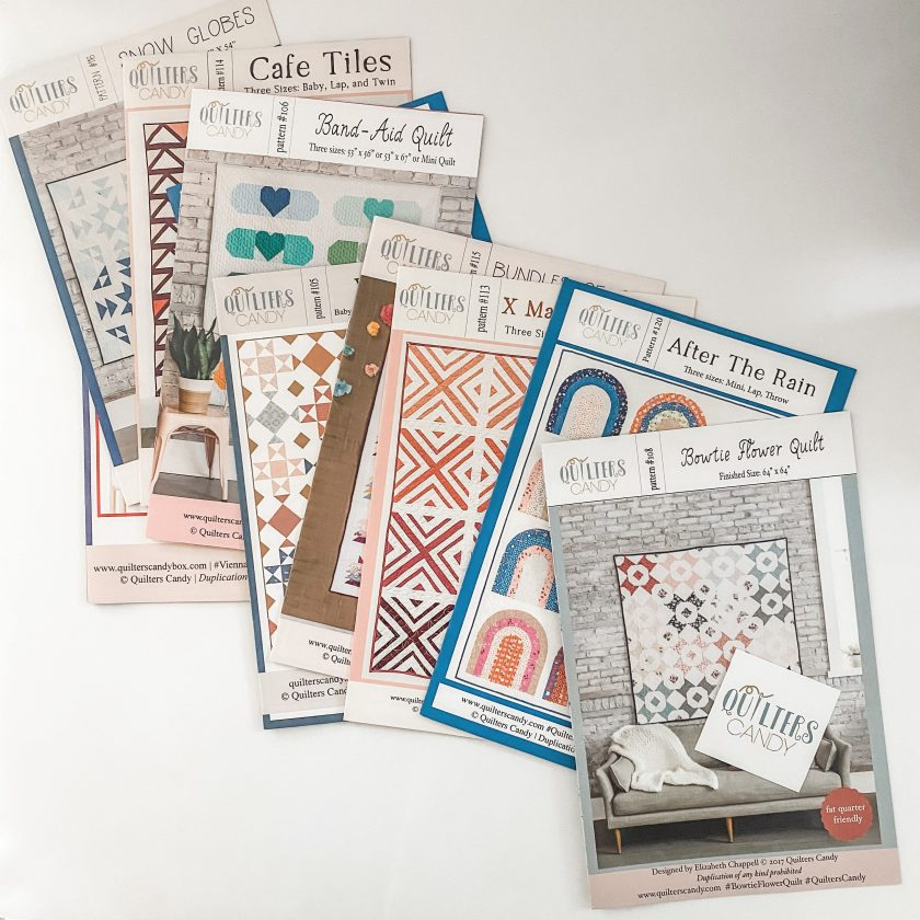 Quilters Candy Quilt Patterns