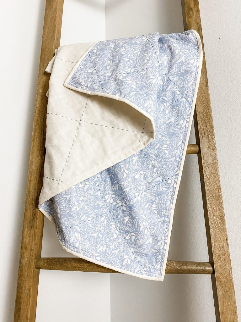 4 Layer Gauze Whole Cloth Quilt