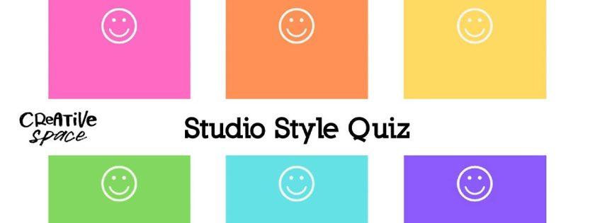 Studio Style Quiz