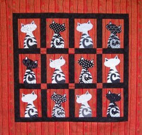 Image from bw quilt challenge