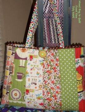Mixed Bag To Quilt Quilting