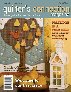 quilter's connection mag