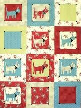 doggie quilt pattern