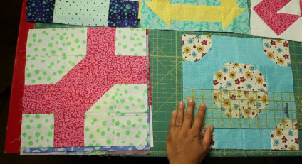 Tutorial Squaring Up Quilt Blocks Quilting