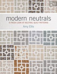 Book cover Modern Neutrals