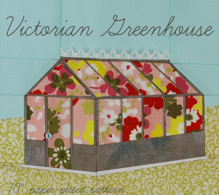 victorian greenhouse pattern