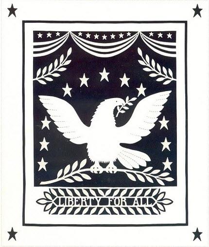 LibertyforAllquilt pattern