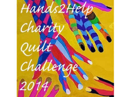 Hands2HelpCharityQuiltChallenge