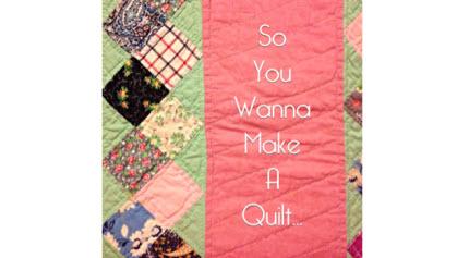 Beginning Quilting Series Ssssy Quilter