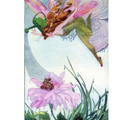 garden fairy Karen Graphics Fairy