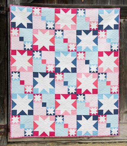 Summer Sparkle Quilt QAL
