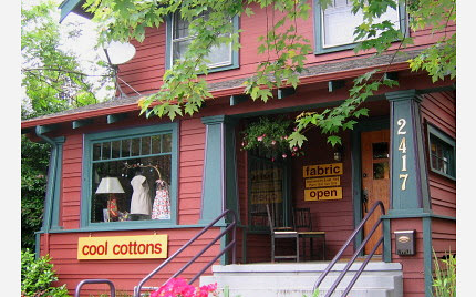 Cool Cottons Portland Or