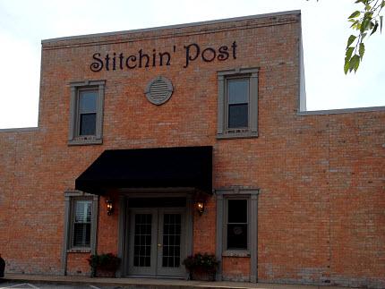 Stitchin Post storefront 1