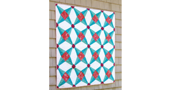 Free Pattern Fruit Ninja quilt pattern