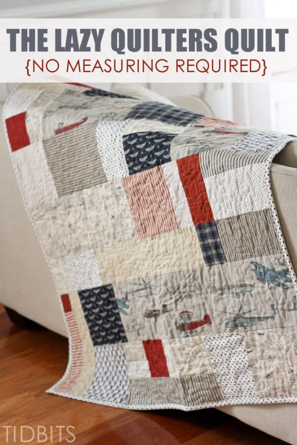 Lazy Quilters Quilt