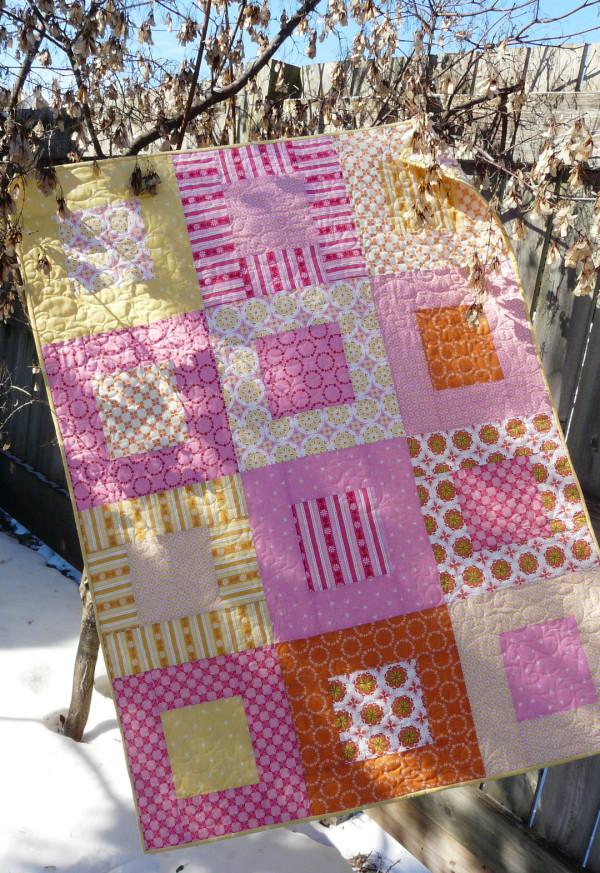 8 Fat Quarter Friendly Quilt Patterns Quilting