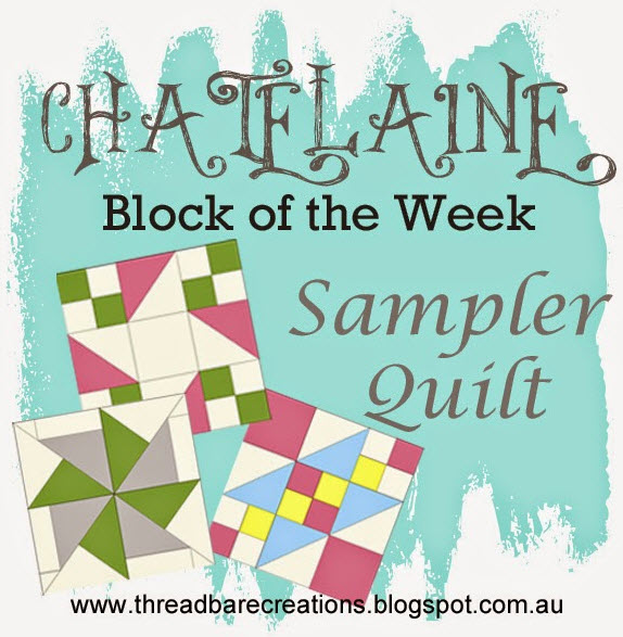Chatelaine Block of the Week Sampler
