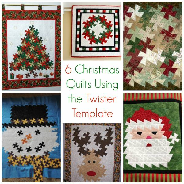 #quilting #freepatterns for Christmas and Holiday quilt projects and ideas