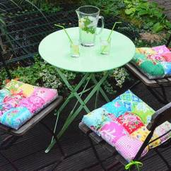 Garden Chair Cushions Covers Wedding Manchester Tutorial An Intro To Patchwork Quilting Cushion