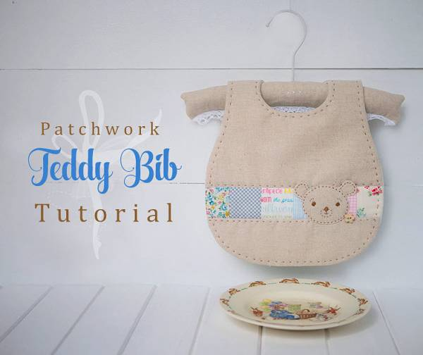 patchwork-teddy-bib-tutorial