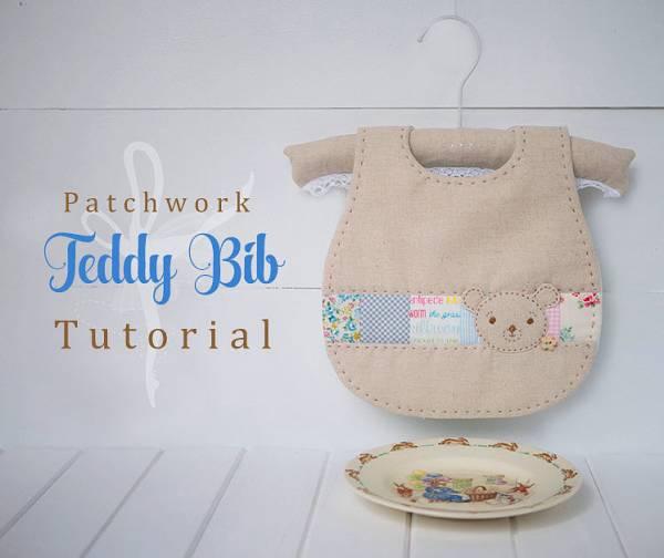 patchwork-teddy-bib-tutorial