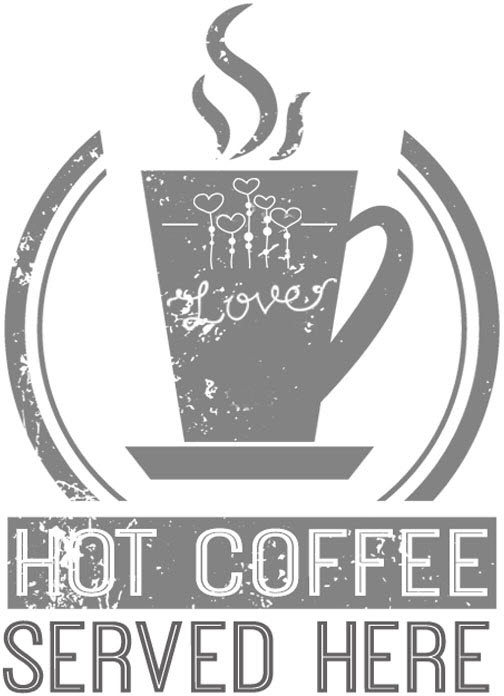 Freebie Hot Coffee Served Here Quilting