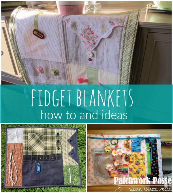 Fidget Quilt Patterns and Ideas