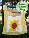 Orphan Block - Quilted Camp Chair Bag
