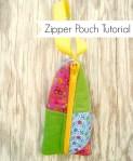 Orphan Block - Zippered Pouch