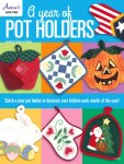 A Year of Pot Holders Quilt Pattern Book