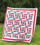 Fireworks and Freedom Free Quilt Pattern
