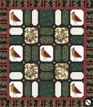 Cardinal Carols - Snow Birds Free Quilt Pattern