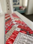 Free Braided Quilted Table Runner Pattern