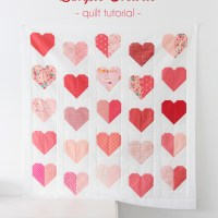 Heart Quilt - Free Pattern