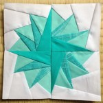 Free Paper Pieced Pom Pom Quilt Block Pattern