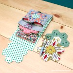 How to Make an English Paper Piecing Travel Kit
