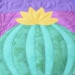Hexi Cactus Applique Designs