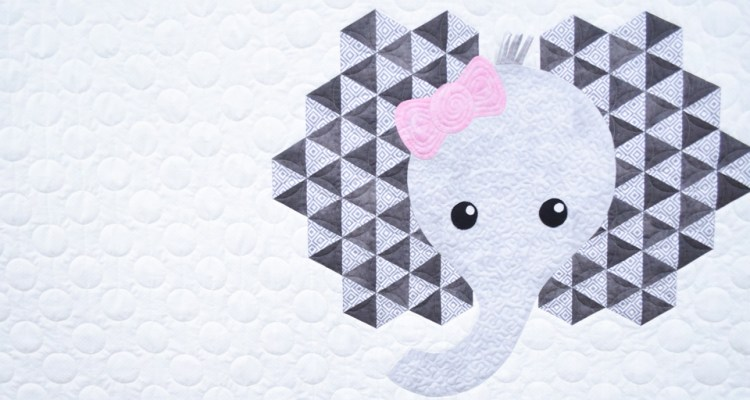 Elephant Quilt Pattern By Ira Rott