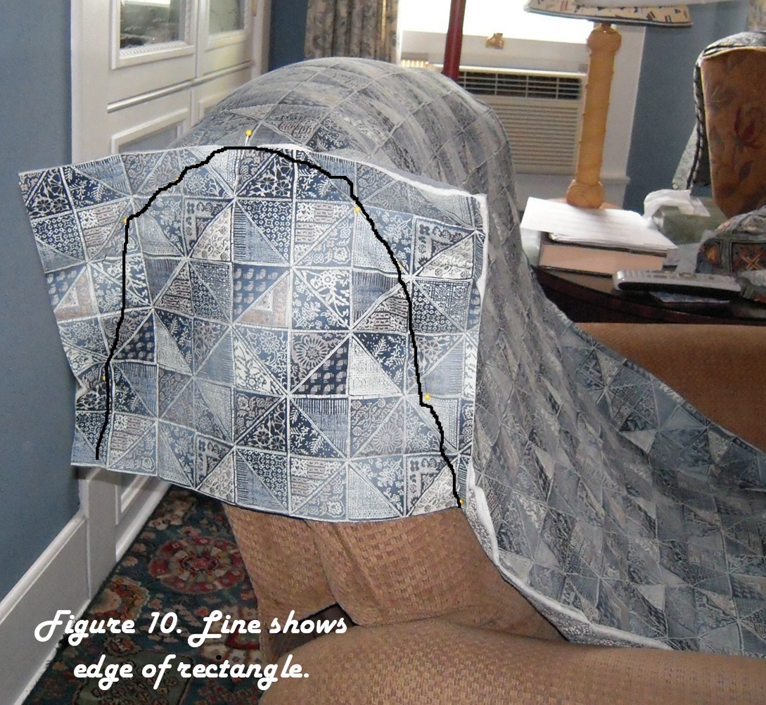 Chair Cover Patterns Quilted Recliner Slipcover Tutorial Pdf At Post 14