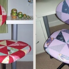 Chair Cover Quilting Graco Adjustable High Give Your Sewing A Quilty Digest