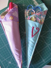 Fabric Scissors Holder for Your Bag or Sewing Room ...